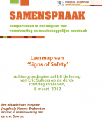 Signs of Safety methode sociaal werk