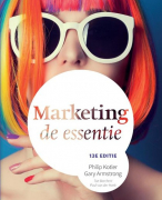 Marketing De essentie 13de editie